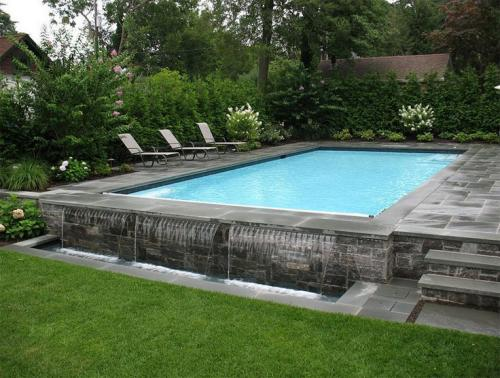 Above Ground Swimming Pool Installation
