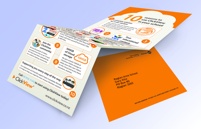 Direct Mail Marketing Production